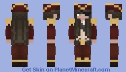 The Carribbean Minecraft Skin