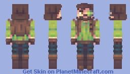 𝙞𝙨𝙠𝙖𝙡𝙡 /+ speedpaint Minecraft Skin