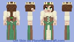 𝙻𝚊𝚍𝚢  𝚆𝚒𝚜𝚍𝚘𝚖 Minecraft Skin