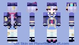 Qiqi Minecraft Skin