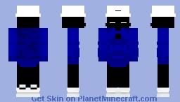 boom roasted Minecraft Skin