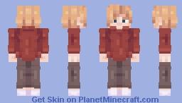 2013 Minecraft Skin