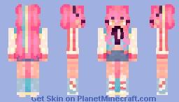 i love rock 'n roll // rce Minecraft Skin