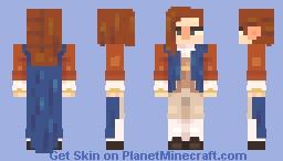 Scribe Elder Ho-tan Minecraft Skin