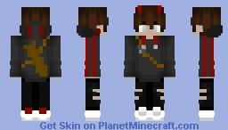 BadBoyHalo - MCYT Minecraft Skin