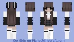 B u n n y~ Minecraft Skin