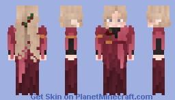 A Poet's Robes [LOTC] Minecraft Skin