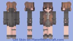 Yes? Minecraft Skin