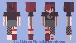 `` тнє нυη∂яє∂ :σ `` я¢ `` Minecraft Skin