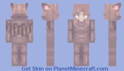 batlily! dadadadada Minecraft Skin