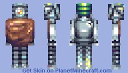"""""""𝐒𝐨𝐦𝐞𝐭𝐡𝐢𝐧𝐠'𝐬 𝐨𝐟𝐟, 𝐰𝐡𝐚𝐭'𝐬 𝐭𝐡𝐞 𝐝𝐚𝐭𝐞?"""" Minecraft Skin"""