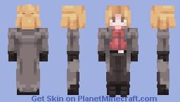 2015 Minecraft Skin