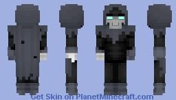 Phantasm    DC Comics Minecraft Skin