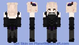 KMS roon µ Minecraft Skin