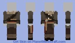 [LOTC][Commission] Adventurer Minecraft Skin