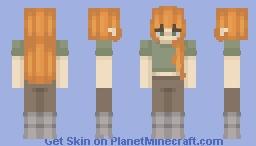 Alex ~ Revamped Minecraft Skin