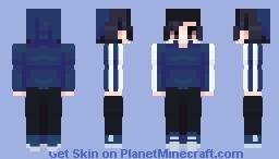 -+Quackity+- FS Minecraft Skin