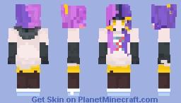 lost_UFO's skin! Minecraft Skin