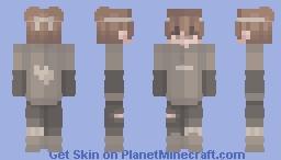No? Minecraft Skin