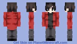 Request from Maxblazer21 Minecraft Skin