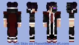 Wicked Intentions | Request {✪ Popular Reel} Minecraft Skin