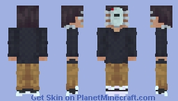 Phonehugger | Entry for Nitgo's Contest Minecraft Skin