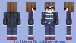 Wow so fancy! Minecraft Skin
