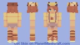 Busy Bee (skin edit) Minecraft Skin