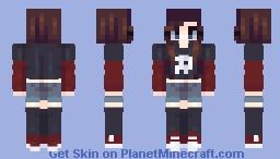 -+Edged+- Minecraft Skin
