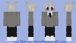 respectful boi Minecraft Skin