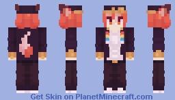 fundy // MCYT / DSMP // and TWITCH P-- Minecraft Skin