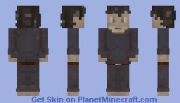 Old Photo Minecraft Skin
