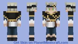 Asta revamp Minecraft Skin