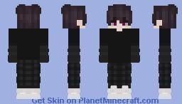 vampire eboy :) Minecraft Skin