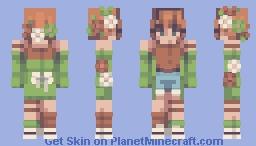 Vines | RCE Minecraft Skin