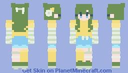 !~! reshade | bitter water !~! Minecraft Skin
