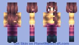 Jadeeeeeeee Minecraft Skin