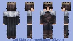 Dante Zogratis | Black Clover Minecraft Skin