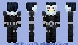 Ryuk - Death Note Minecraft Skin