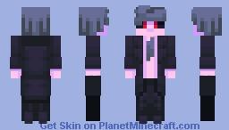 Friday Night Funkin // Daddy Dearest (Dad) Minecraft Skin