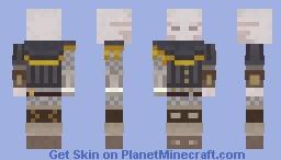 Ghast custom fancy Minecraft Skin