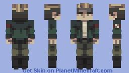 Ohayo Pokko! Minecraft Skin