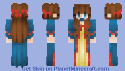 • Jenette Margarita • Minecraft Skin