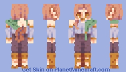 Evolve Minecraft Skin