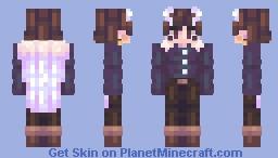 Guide ~;~ Persona Minecraft Skin