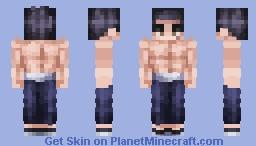 Aoi Todo | Jujutsu Kaisen Minecraft Skin