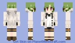 Sylphiette - Mushoku Tensei Minecraft Skin
