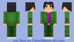 The Father (Hotline Miami) Minecraft Skin