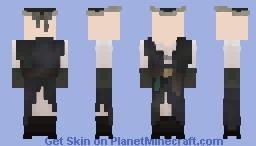 Piratess! [LotC] Minecraft Skin