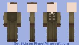 [LOTC] Hunting Green ~ Minecraft Skin